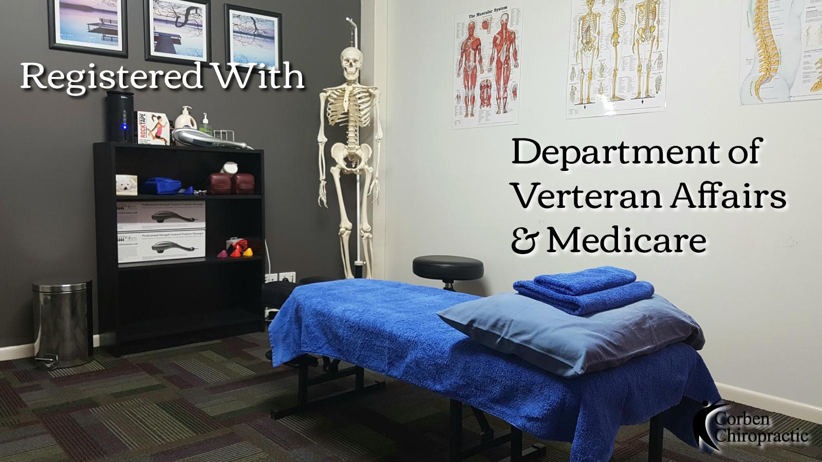 DVA and Medicare